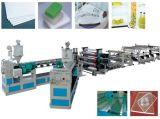 Einzelne oder mehrschichtige Platten-Strangpresßling-Maschine