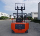 2.5ton Loading Capacity Electric Forklift mit CER