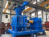 Pelota que faz a máquina para o sulfato do amónio