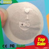Klassischer 1K RFID NFC Aufkleber der Chip-kodierung MIFARE