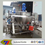 Sesamo Paste 300L Gas Heating Jacketed Cooking Pot