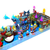 Kinder Soft Play Area Indoor Toys Playground mit Cer