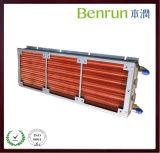 Shell-Tube Evaporator Coil para Refrigeration