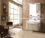 Bacino di ceramica di alta qualità 2016 della stanza da bagno dello specchio di vanità moderna del Governo sotto del Governo di stanza da bagno