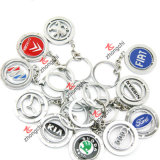 Metallo Car Logo Keychain per Car Promotion Gift (KRC18)