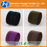Gancho do cogumelo & cinta plástica duráveis de mistura do laço