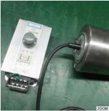 電気モーターを備えられたドラムコンベヤーのローラー