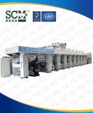 Машинное оборудование печатание Gravure сбывания алюминиевое, бумажный крен для того чтобы свернуть принтер, машинное оборудование печатание алюминиевой фольги