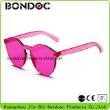 Óculos de sol Rimeless do desenhador colorido para as mulheres (C008)
