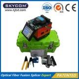 Colleuse d'intérieur de fusion de fibre optique de transmissions avec le prix bas