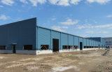 El diseño de los edificios industriales de la estructura de acero instala