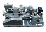 Compresor de aire libre del pistón del aumentador de presión de Oill del tornillo de alta presión (KSP90/75-40)