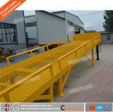 調節可能なローディング10トンの販売のための移動式ドックの傾斜路