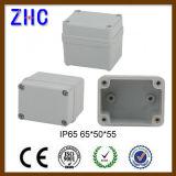 125*125*100 caixa de junção impermeável plástica dos cercos quentes do ABS da venda IP65