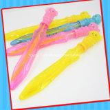 La maggior parte del giocattolo popolare del bastone della bolla di sapone dei prodotti con la caramella