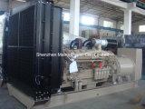 генератор 1500kVA силы Kta50 Cummins 1675kVA 1340kw резервный тепловозный