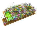 Kind-sicherer haltbarer Innenspielplatz-kletterndes Seil spielt Kinder