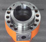 A máquina escavadora do cilindro parte PC200-6 o cilindro hidráulico, cilindro da cubeta PC200-6, crescimento PC200-6/braço hidráulicos