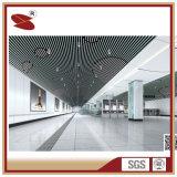 Matériaux extérieurs de plafond de Cuilding du plafond en aluminium de cloison