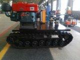 Gummispur-Chassisbausatz Dp-Whb-250