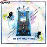 Cinéma chaud de machine de ski de la vente 9d Vr, simulateur de ski de virtual reality en parc d'attractions