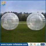 Bille gonflable intense du matériau PVC/TPU Zorb de bonne qualité à vendre