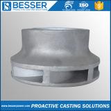 Turbine de pompe de moulage de précision d'acier inoxydable de fournisseur de la Chine de qualité