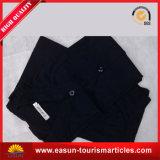 Pijamas de hotel con color negro $ Logotipo del cliente