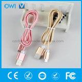 Nyon cargador y transferencia de datos tipo-C cable USB colorido