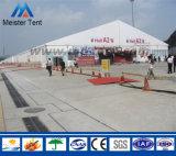 Enorme estructura de aluminio estructura de toldo tienda de eventos comerciales para la exposición