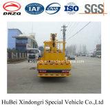 vrachtwagen van het Platform Dongfeng van 1416m de Lucht