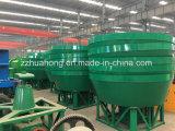 ぬれた鍋の製造所機械低価格、ぬれた粉砕機、ぬれた鍋の金の製造所