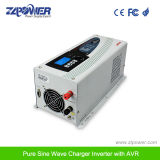AC AVR 변환장치 4000W 5000W 6000W에 순수한 사인 파동 DC