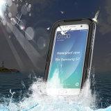 Wasserdichter tauchender Threeproof Fall für Rand Samsung-S7