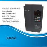 7.5kw universal al inversor de la frecuencia de 350kw VFD VSD para el motor