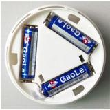 Lcd-Bildschirmanzeige-batteriebetriebene Kohlenmonoxid-Warnung (SFL-508)