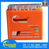 Baterías de la motocicleta, baterías de carga rápidas al por mayor 12n9l de la motocicleta