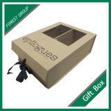 Напечатанная таможней коробка ботинка хранения картона коробки ботинка