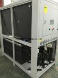 l'aria impaccata portatile 20tons ha raffreddato l'ingresso 12c/presa 7c del refrigeratore di acqua utilizzata in Italia