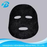 Черная косметическая маска для маски угорь и лицевого щитка гермошлема красотки
