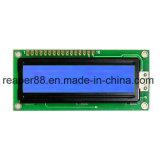 Stn Transflective/Positieve/Geelgroene LCD van 1601 Karakter Module