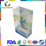 Berufszubehör transparenter Belüftung-Geschenk-Kasten für das Plüsch-Spielwaren-Verpacken