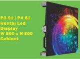Visualizzazione di LED locativa di intera caduta dell'interno di vendite P5.95
