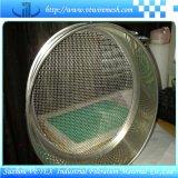 レストランで使用されるステンレス鋼のバーベキューの金網
