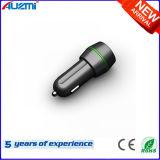Заряжатель автомобиля мобильного телефона QC 2.0 типа микрофона