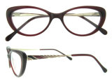 고품질 묘안석 유리 포도 수확 안경알 여자 유리