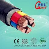 Cable de cobre sumergible del cable sumergible de la bomba
