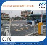 leitor Arduino da escala longa RFID de 12dBi 15m para o sistema inteligente do controle de acesso do veículo