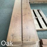 Plancher conçu en bois de chêne blanc/plancher conçu de bois dur