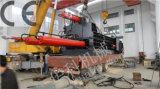 Carro barato automático de China que recicl a prensa